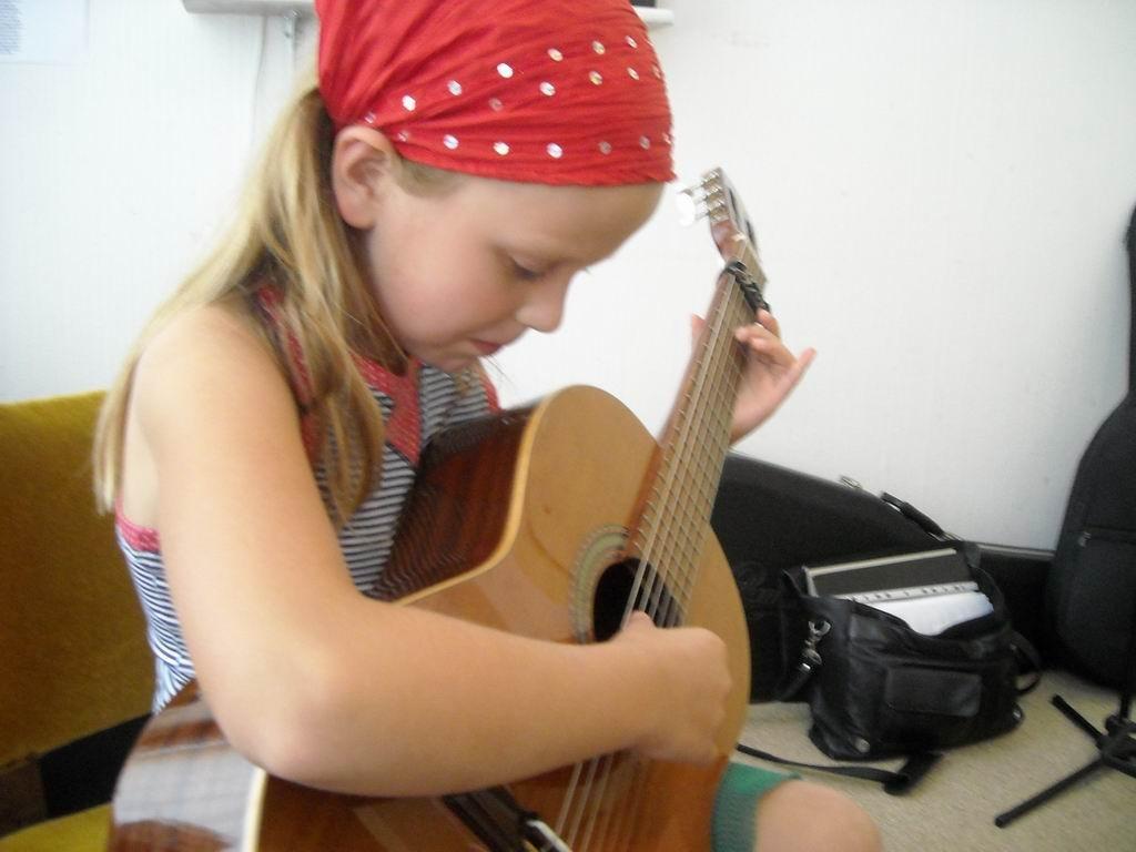 Eefke van de Pasch gitaarlessen