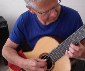 Henk Gitaarles Arnhem gitaar Jeroen Hilhorst